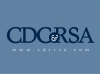 CDCRSA Business Card (front)