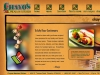 Chayos Mexican Restaurant Website layout